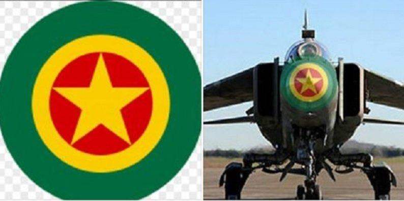 Ethiopian Air Force _ food poison