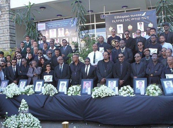 Ethiopian Airlines _ Victims memorial _