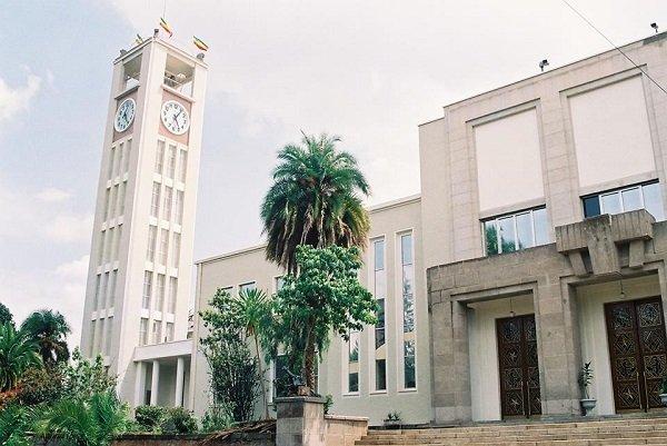 Ethiopian Parliament _ Ethiopia