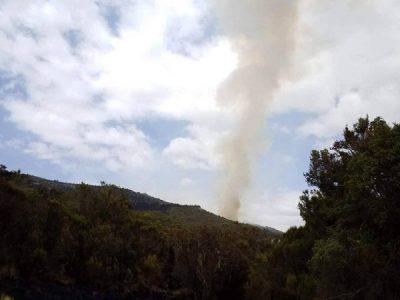 Simien Mountains _ Fire _ Ethiopia