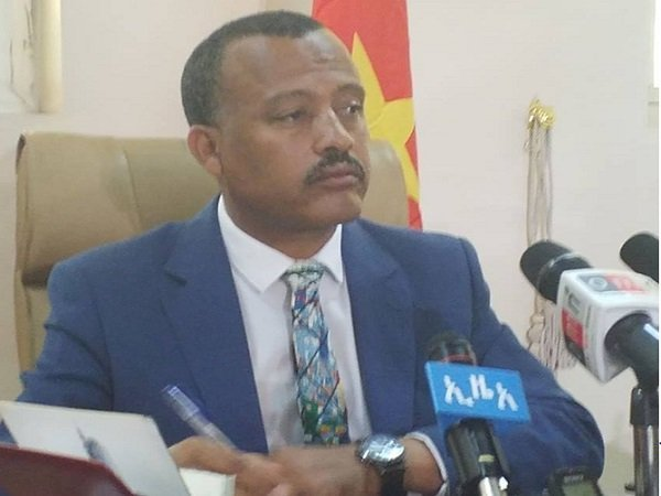 Yohannes Boayalew _ Amhara Democratic Party