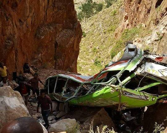 accident _ Tigray