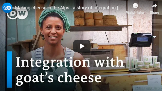 Agitu Gudeta : Goat cheese maker-an amazing story of Ethiopian immigrant in Italy
