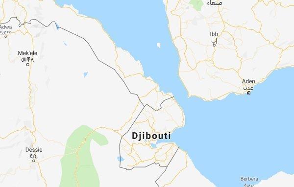 Google Map _ Ethiopia
