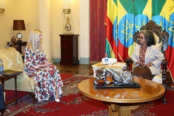 Ivanka Trump _ Ethiopia