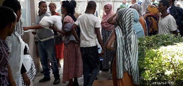 Residents of Ataye _ Ethiopian gov.t