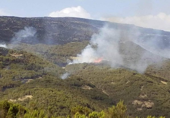 Ethiopia facing emergency situation as Semien Mountains fire rages again