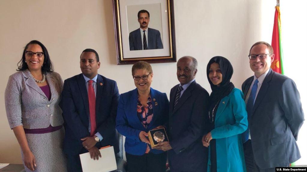 Eritrea _ United States