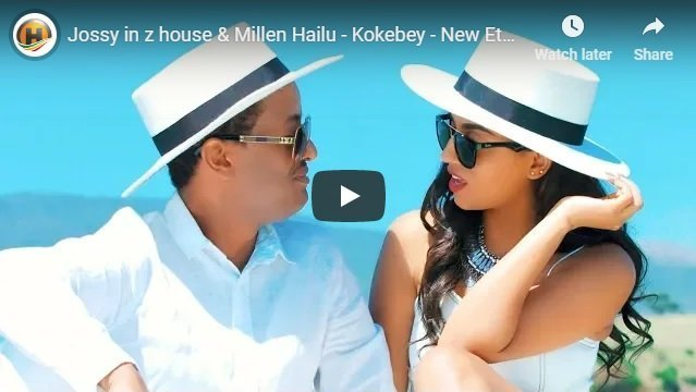 Kokebey : New Eritrean & Ethiopian Music 2019-Jossy in z