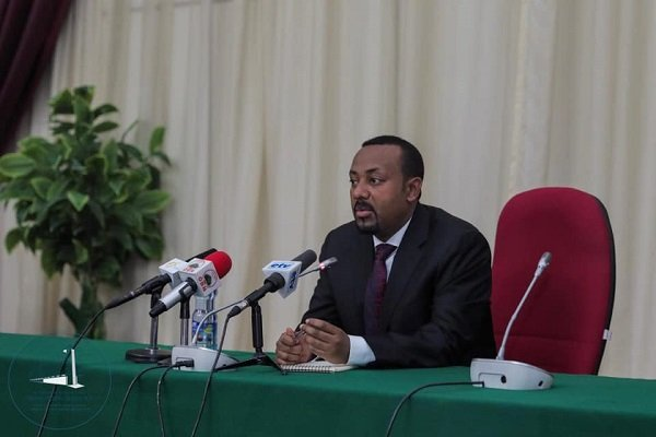 Abiy Ahmed evaluates  his ministries and  organizations