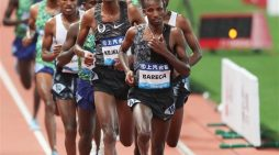 Ethiopians dominated Shanghai Diamond League Men's 5000 meters race