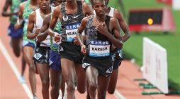 Ethiopians dominated Shanghai Diamond League Men's 5000 meters race