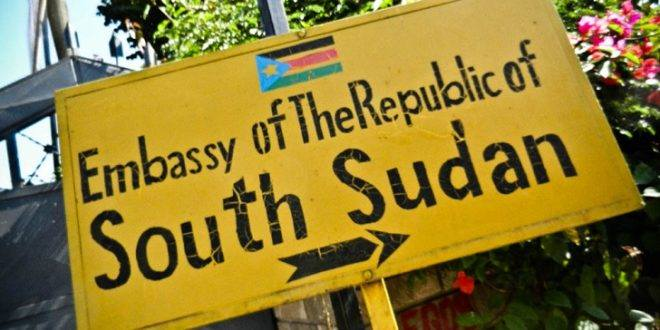 South Sudan plans to close some embassies