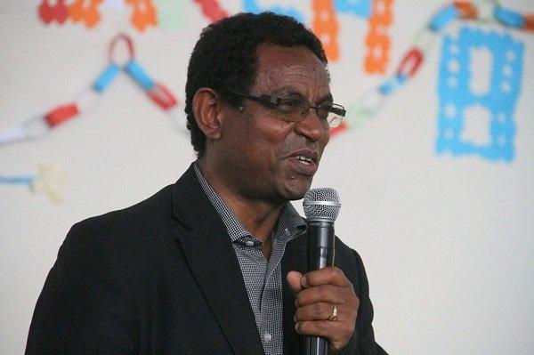 Tassew Gebre _ boundary commissioner_ Ethiopia