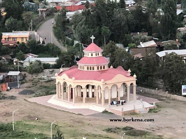 Dessie Medhanialem, Mariam, Teklehaymanot and Gebriel Churches