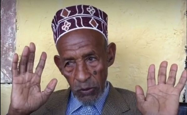 Prime Minister Abiy Ahmed's father