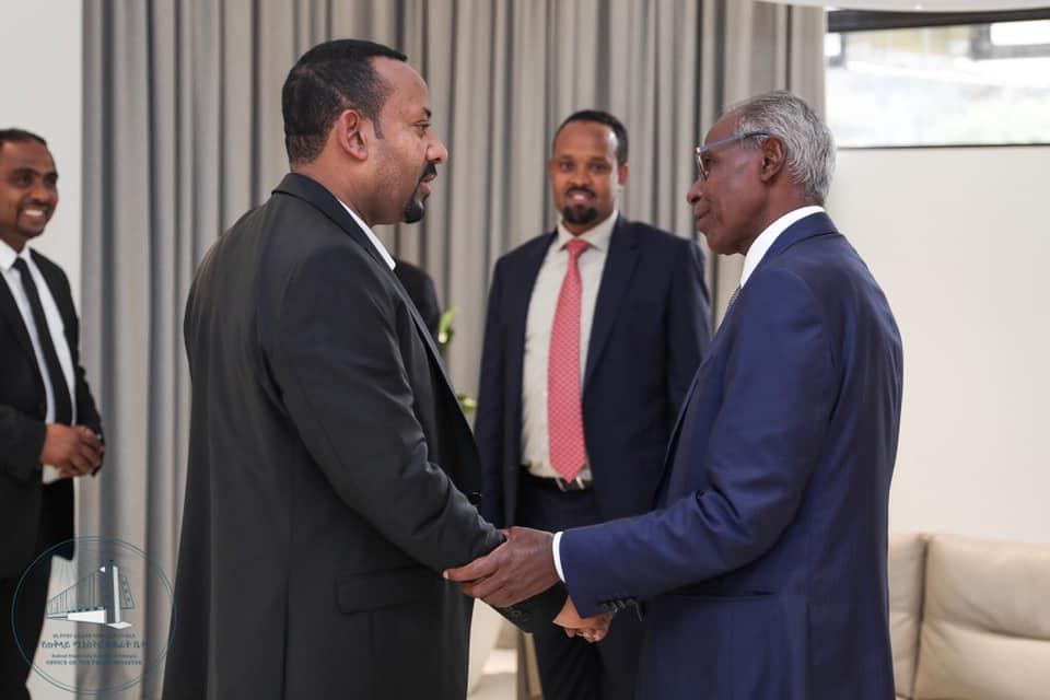 Eritrean Delegation_