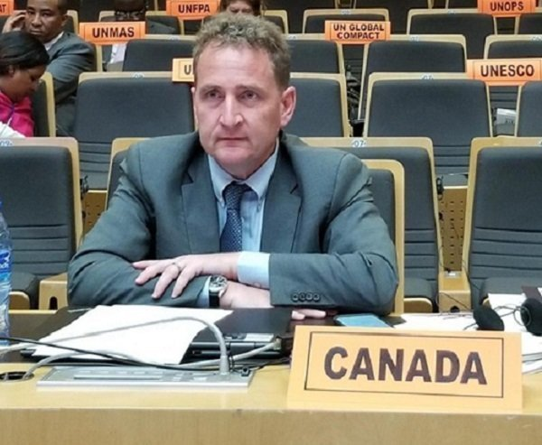 Interview with Canadian Ambassador to Ethiopia,  Antoine Chevrier