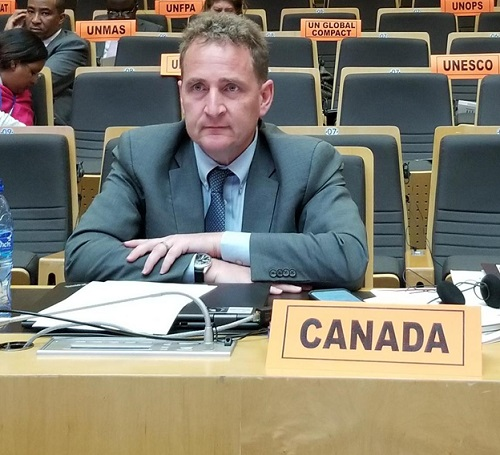 Canadian Ambassador _ Ethiopia _Djibouti and African Union