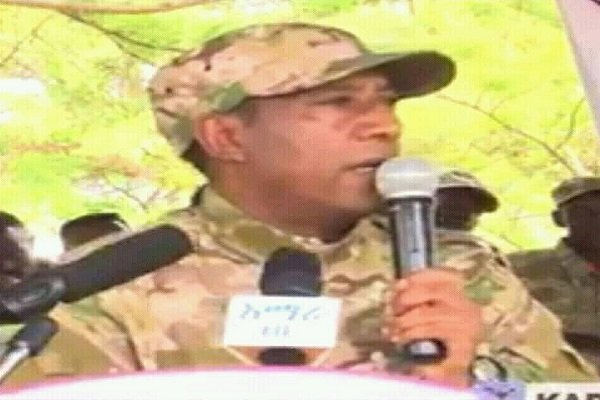Head of Amhara region peace and security General Asaminew Tsige reportedly killed