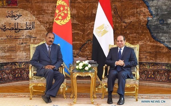 Eritrea, Egypt to work in partnership on regional issues