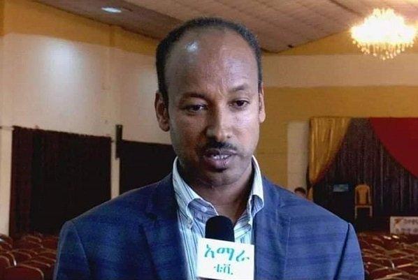 Attorney General _ Amhara region _ Migbaru Kebede