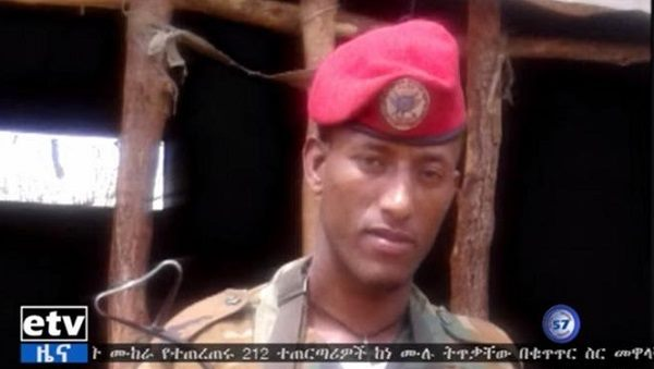 Ethiopian gov't discloses the identity of assassin