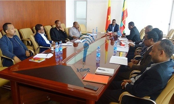 Amhara Democratic Party Central Committee meeting on Saturday