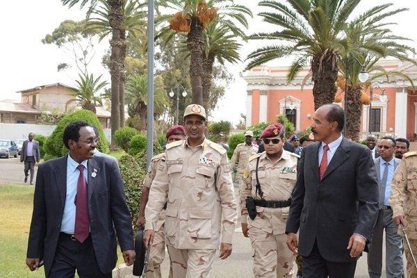 Eritrea _ Sudan