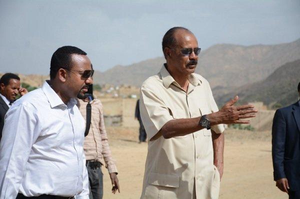 Ethiopia _ Eritrea _ Abiy _ Isaias