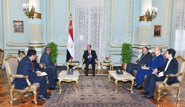 Ethiopia keen to resume  talks with Egypt, Sudan on Renaissance Dam, Abiy's message to Sisi