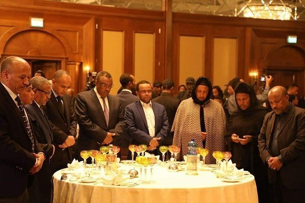 Amhara Democratic Party organized memorial in Sheraton for slain leaders