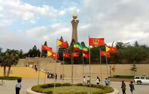 TPLF _ Ethiopia _ Amhara Democratic Party