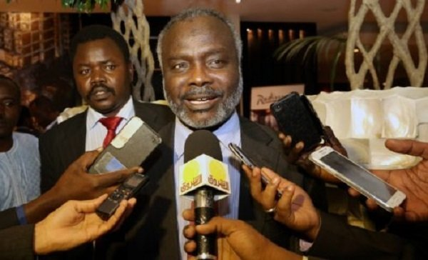 Gibril Ibrahim _ Sudan Opposition leader _ Ethiopia