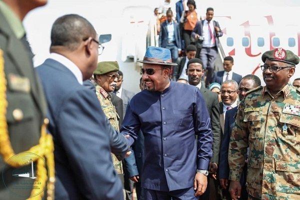 Abiy Ahmed _ Sudan