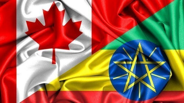 Canada _ Ethiopia _ election _ donation