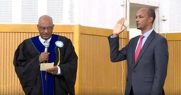 Hawassa Mayor _ Tiratu Beyene