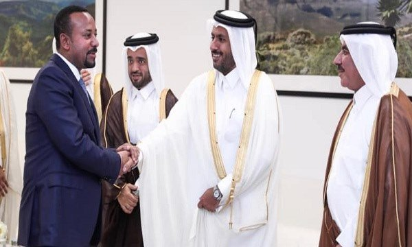 Qatar _ Ethiopia development cooperation