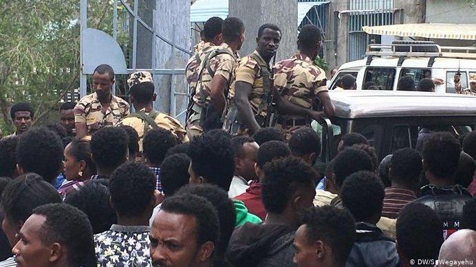 Sidama Media Network _ photo credit : Wegayehu  Source : DW Amharic
