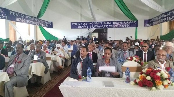 """Tigray organized a conference to save """"constitution and the federal system"""""""