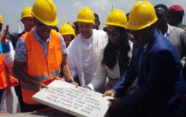 Abay Bridge project _ Ethiopia