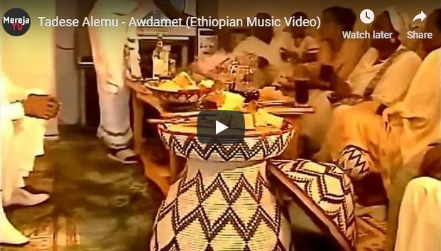 Awdamet - Ethiopian Music by Tadesse Alemu