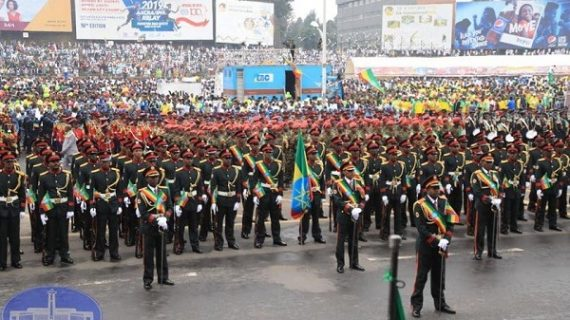 Ethiopia celebrated national pride day, hopes for peace in the New Year