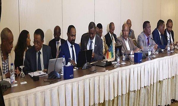 Ethiopian Dam _ talk _ Sudan _ Egypt