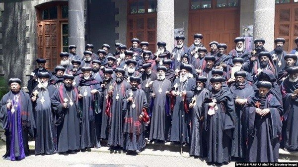Ethiopian Orthodox Tewahedo Church Holy Synod _ Ethiopia