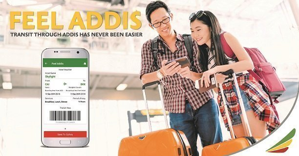 Feel Addis _ Ethiopian Airlines App