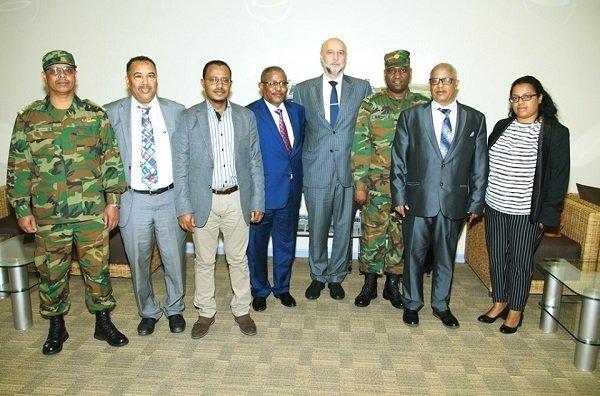 Ethiopian Foreign Affairs Minister _ Gedu