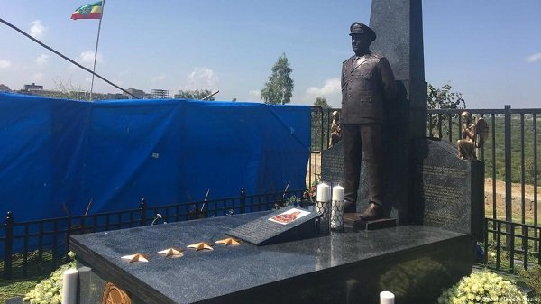 Chief of Staff Seare _ Statue _ Mekelle