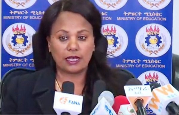 Hirut Woldemariam, Science and Higher Education Minister