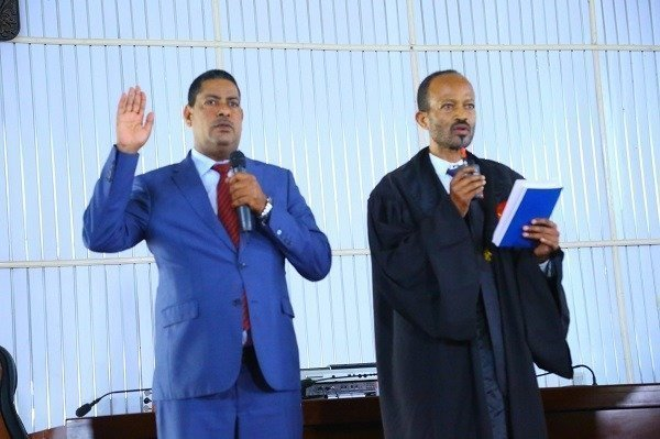 Restu Yirdaw sworn in as the new president of SNNPR
